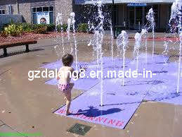 Floor Water Fountain For Water Park (DL 41803)