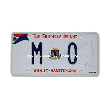 Fun License Plate