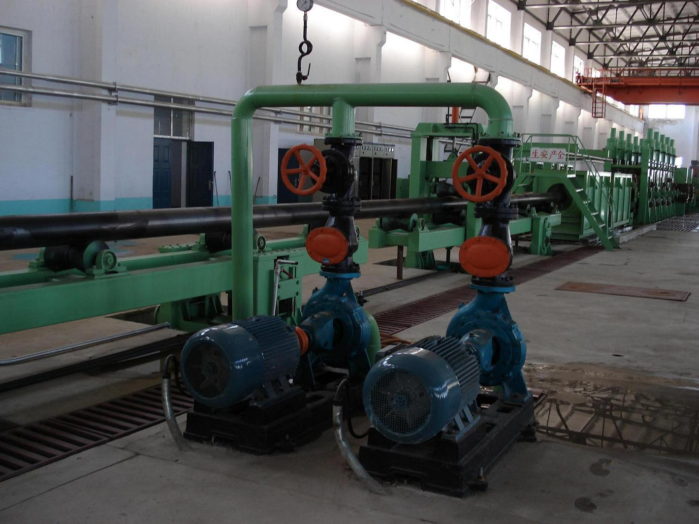 ERW Pipe Machine Water Cooling Segment