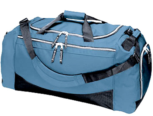 Big Nylon Shoulder Travel Duffel Bag (MS2029)