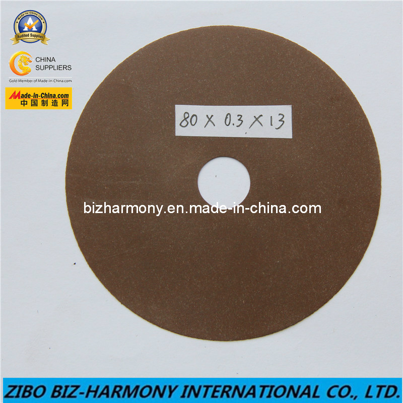 0.2-1mm Super Thin Cutting Wheel for Stainless Steel