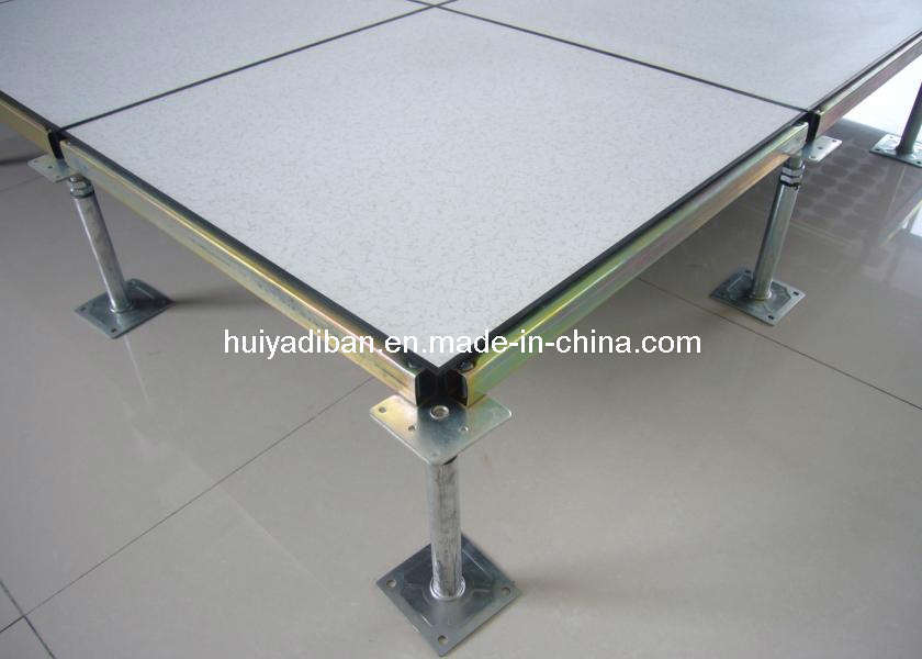 Hpl access raised floor china raised floor access floor for Elevated floor