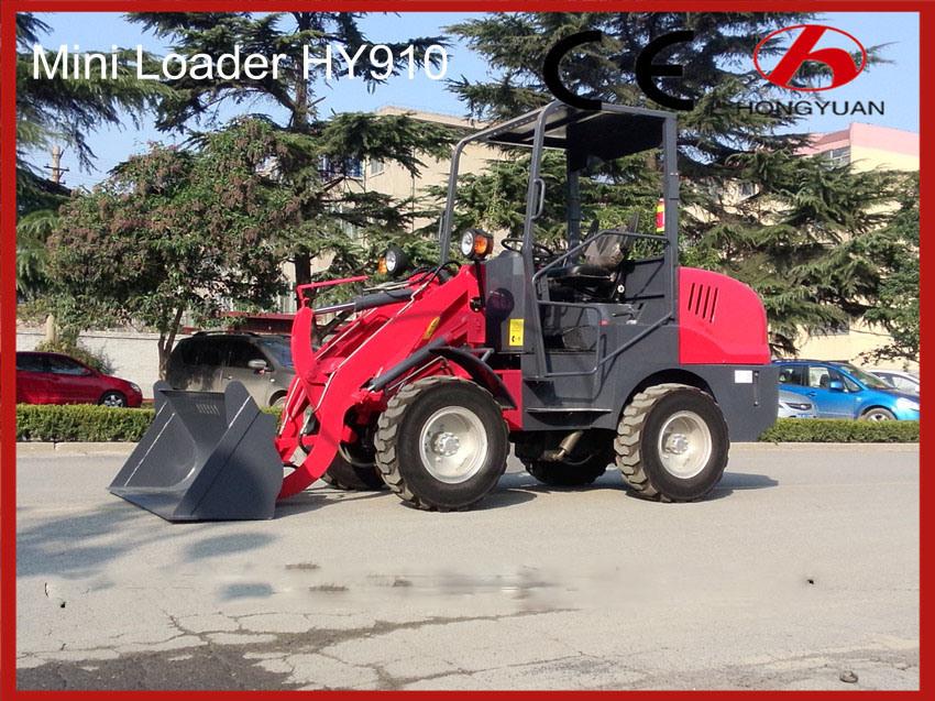 Front Shovel Loader (HY910)