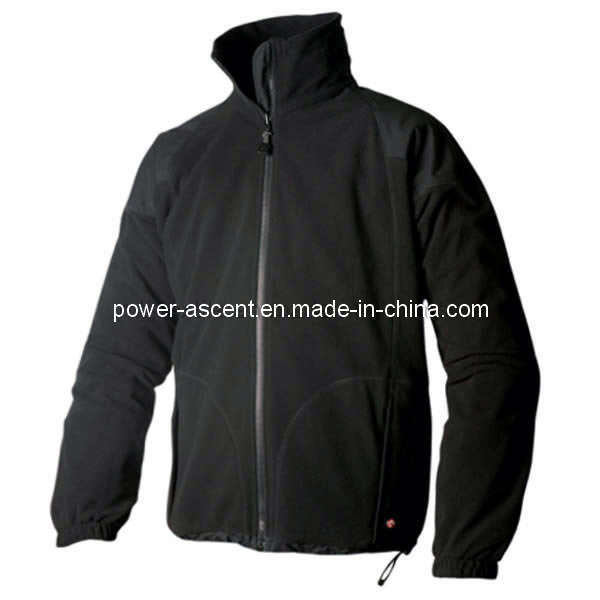 Polar Fleece Zip Up Jacket - JacketIn
