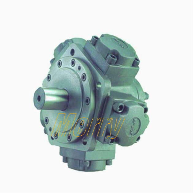 China Staffa Hydraulic Motor China Radial Piston Motor