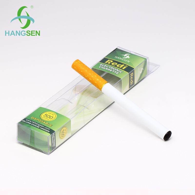 Hangsen Disposable E-Cigar Disposable E-Cigarette D6 Pre-Filled