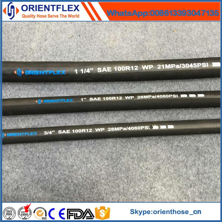 Rubber Hydraulic Hose (SAE 100 R10)