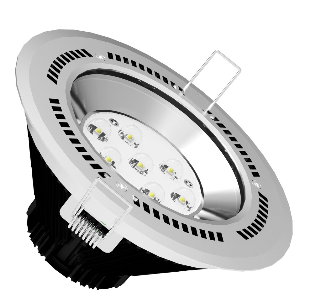 Led Ceiling Lights Made In China : Led down light ceiling rb dl w a china
