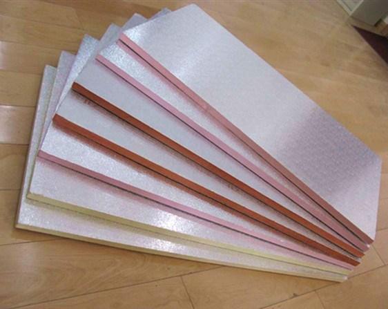 Phenolic Foam Insulation : China xps phenolic foam duct board fireproof insulation