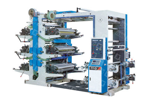 Six Colour Flexible Letter Press (GY-TY)