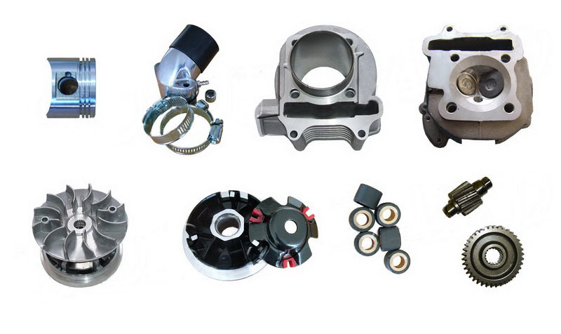 China Motorcycle Scooter Parts Motorcycle Scooter Parts