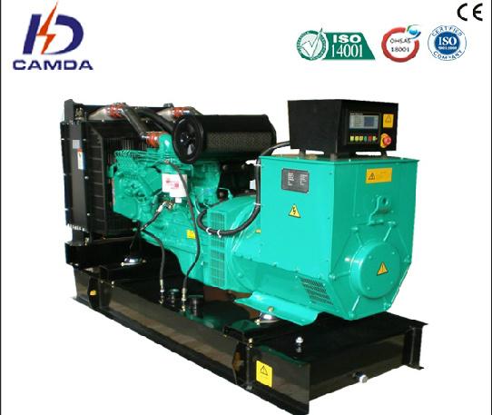 10kVA-2500kVA Cummins Diesel Power Generating Set