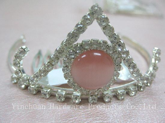 Rhinestone Wedding Crown YCH002
