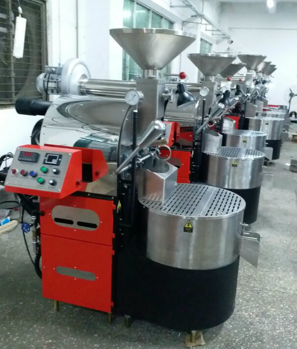 6kg Coffee Roaster Machine/6kg Coffee Bean Roasting Machine/6kg Commercial Coffee Roasters