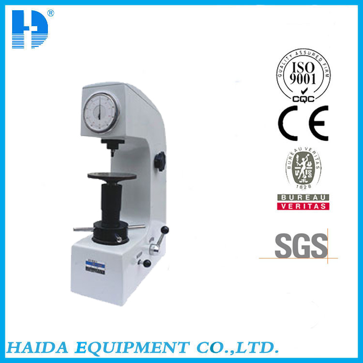 Material Surface Rockwell Hardness Tester