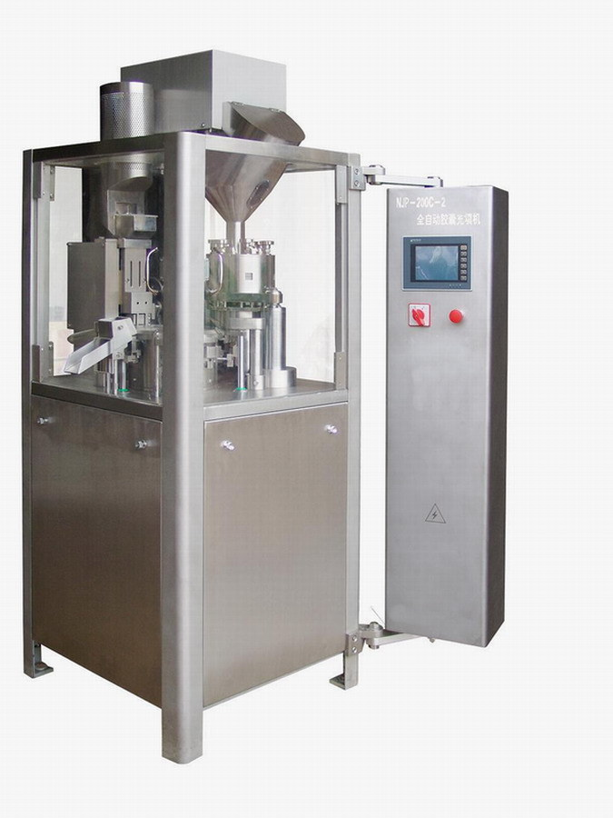Full Auto Capsule Filling Machine