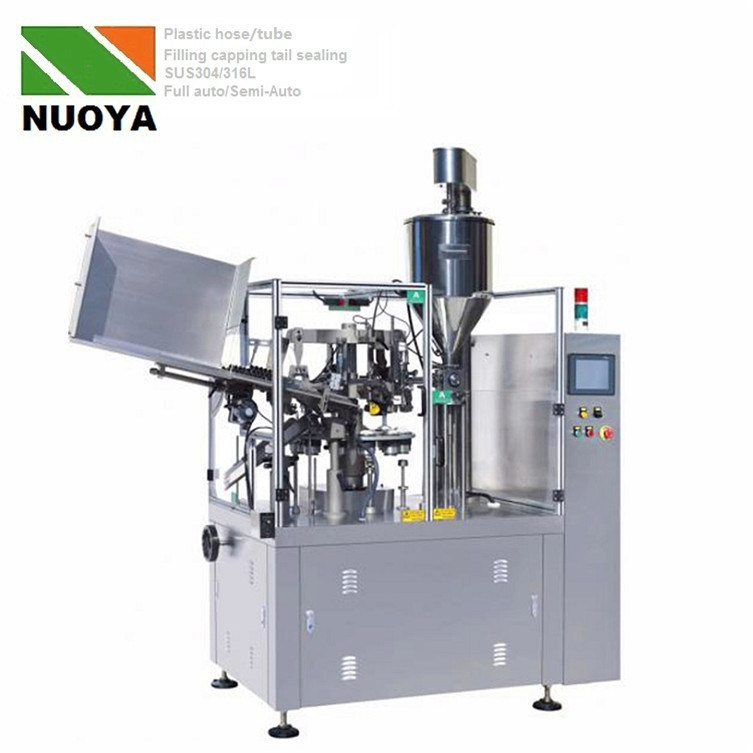 Sgf Plastic Tube Filling and Sealing Machine