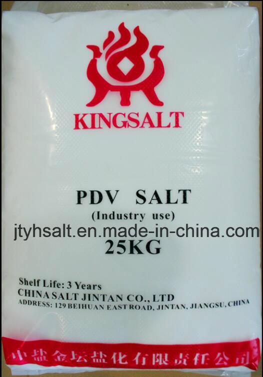 Kintan Refined Industry Salt-25kg PE