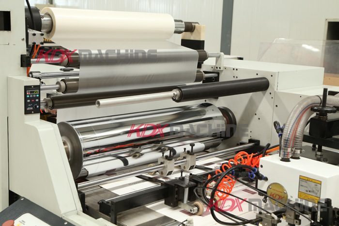 Compact Thermal Film Laminating Machine (KS-760)