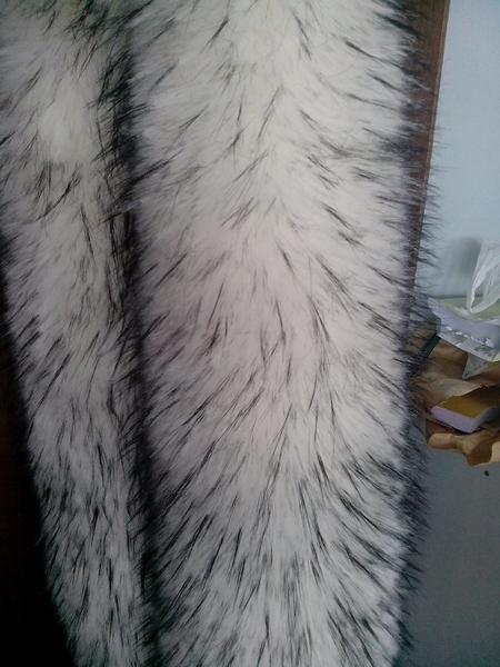 Factory Made OEM Man Made Fake Fur High Plush