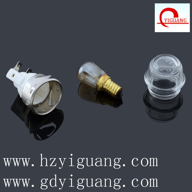 X555-41 E14 Ce UL Porcelain Oven Lamp Holder