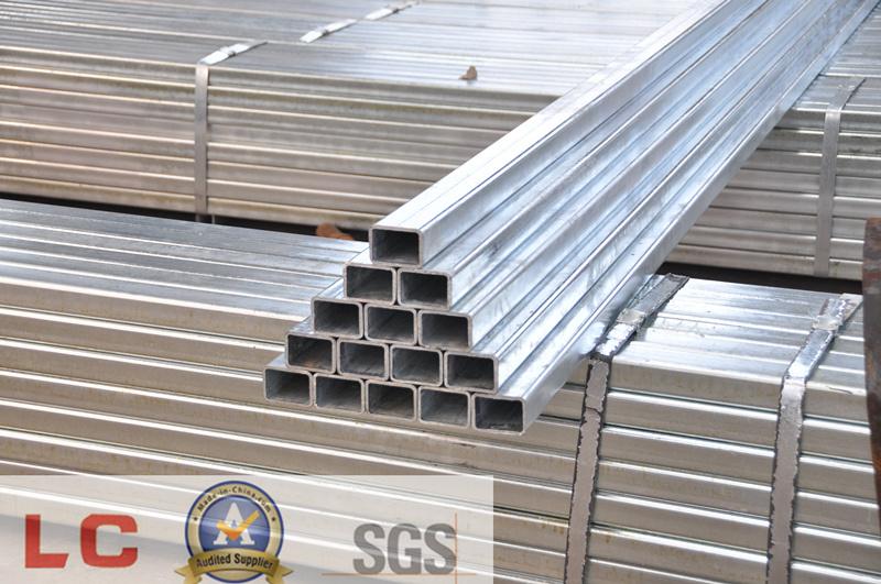 Galvanized Square /Rectangular Steel Tube