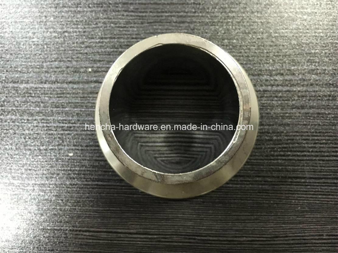 CNC Machining Part of Stainless Steel Pipe