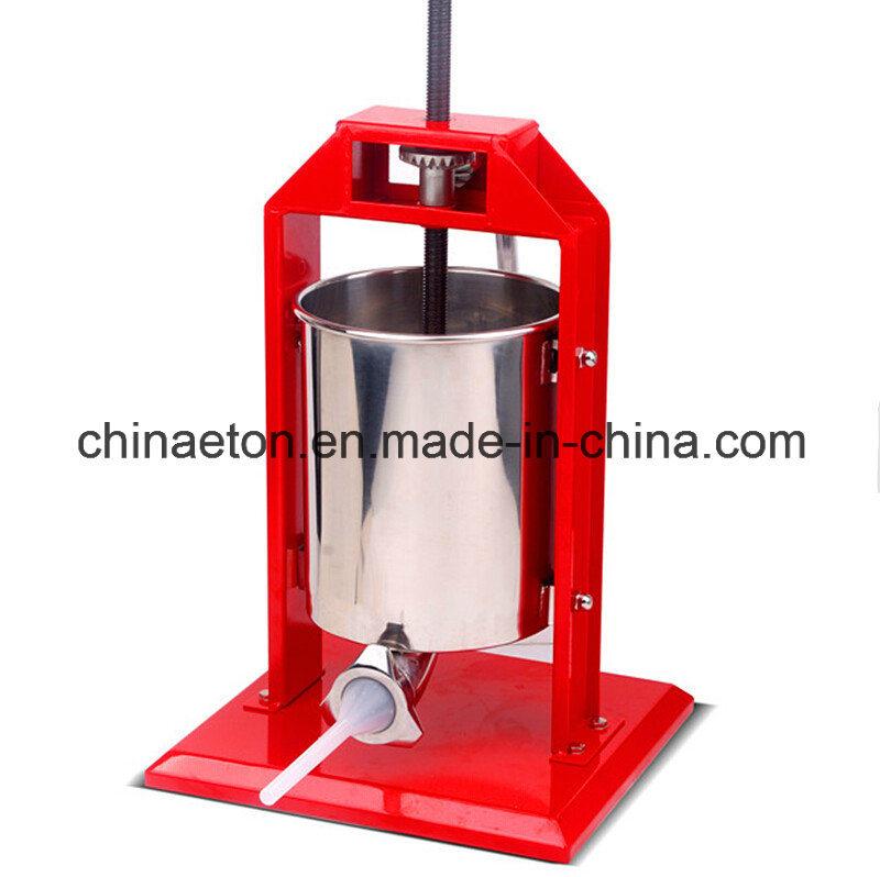 Horizontal Sausage Making Machine, Sausage Stuffer with Factory Price Et-Sh-3