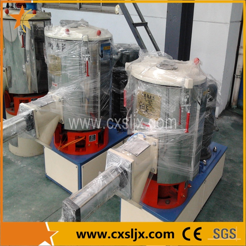 PVC Resin Powder High Speed Blender Plastic Machine for PVC Pipe Profile Sheet Granules Production Lines