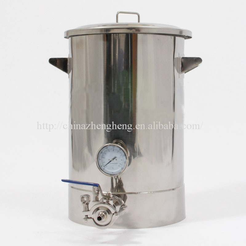 Good Quality Stainless Steel Brew Kettle