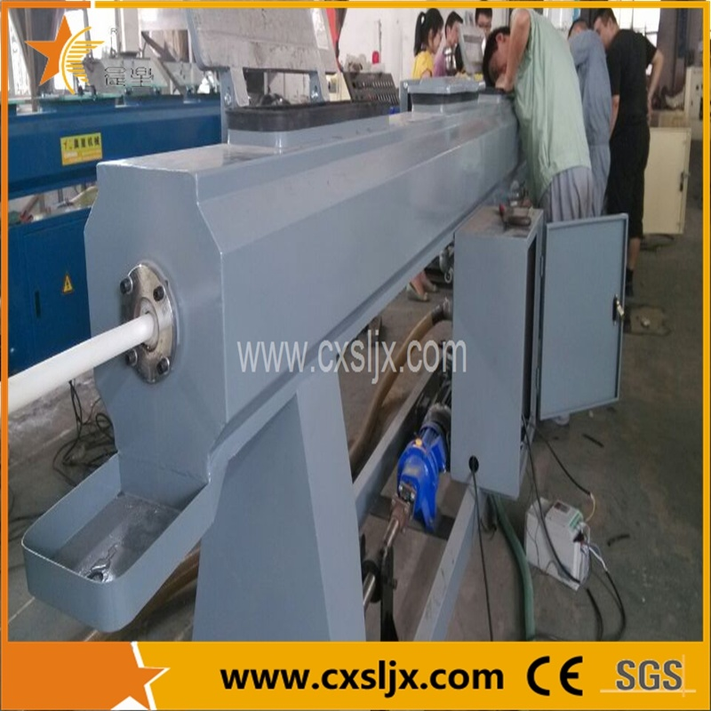 Hot Water Plastic PPR Pipe Extrusion Machine in Zhangjiagang