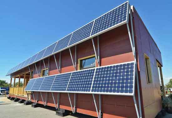 The Hightest Efficiance Sunpower Solar Panel for Solar Power Sysytem and Generate Electricity