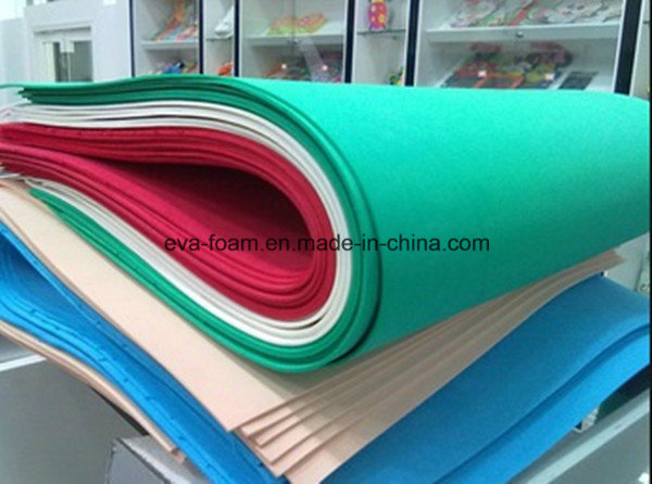 Custom EVA Foam Sheets, Colorful EVA Foam Sheets, Closed Cell EVA Foam Sheet