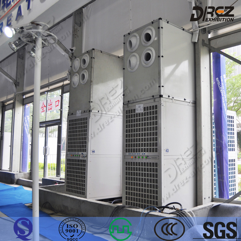 Factory Wholesale 24ton/30HP Ahu Industrial Air Conditioner for Cooling System