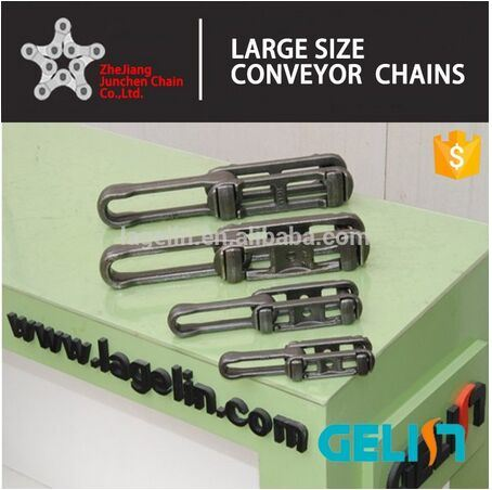 X228 OEM Manufacturing Made in China Detachable Drop Forged Overhead Chain