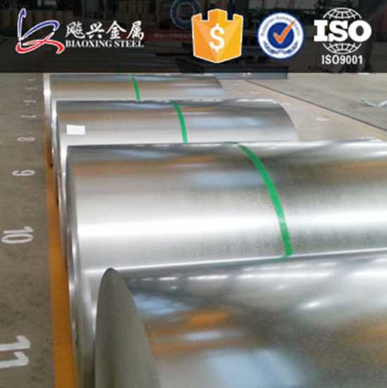 GI Prime Hot Dipped Galvanized Steel Coil