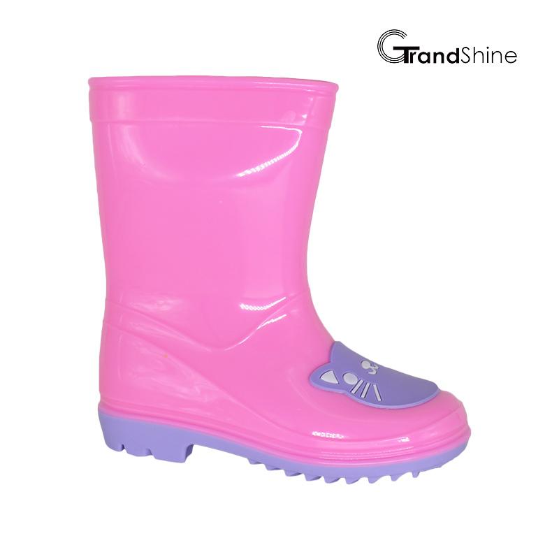Kids PVC Rain Boot (Little Kid/Big Kid)