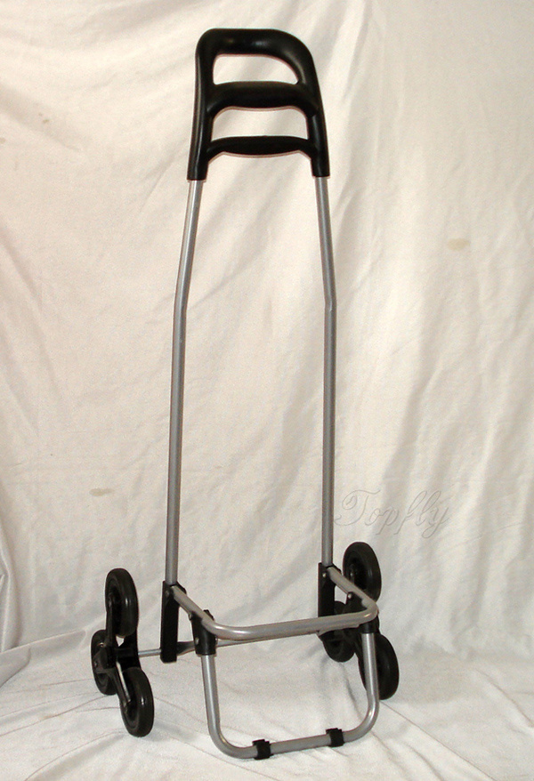 6 Wheels Climing Shipping Trolley Bags for Supermarket with Big Volume