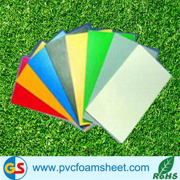 PVC Foam Board (Width: 0.915m-2.05m)