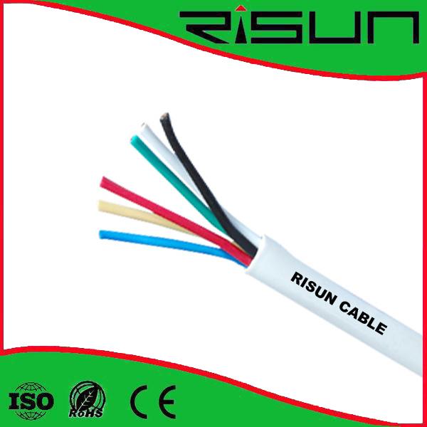 6 Core Unshield Alarm Cable 7*0.22mm2