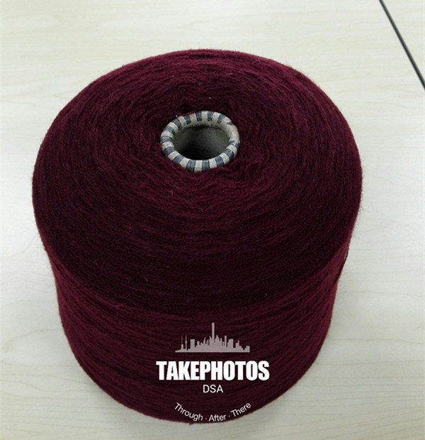 Acrylic Yarn of Anti Pill for School Uniform (2/28nm Dyed)