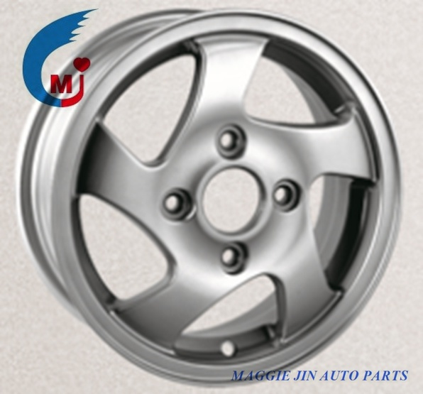 Auto Part Auto Alloy Wheel for Chery QQ