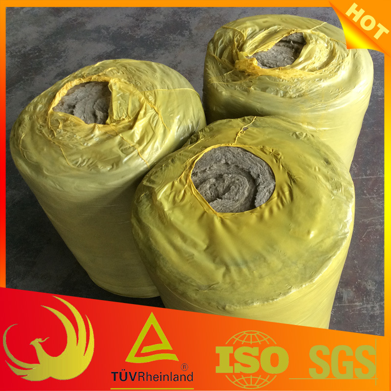 Building Material Fireproof Thermal Insulation Rock Wol Blanket