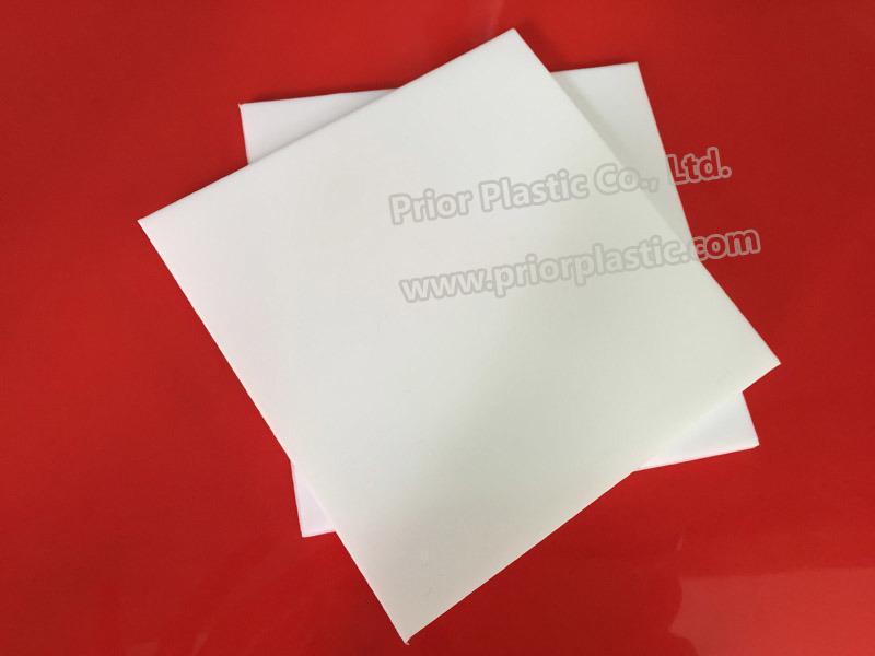 100% Virgin PTFE Sheet, Teflon Sheet with White Color