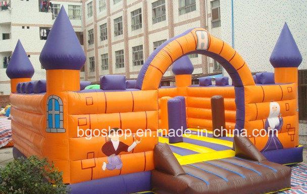 OEM Durable PVC Inflatable Tarpaulin (CE, COC, UL, SGS, EN14960)