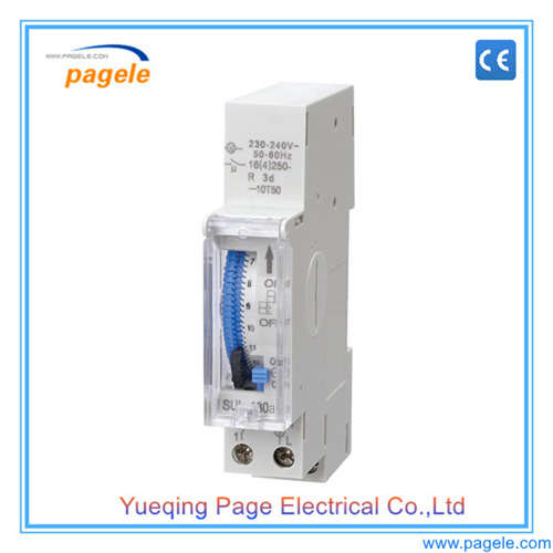 Popular Mechanical Timer Switch in The Market