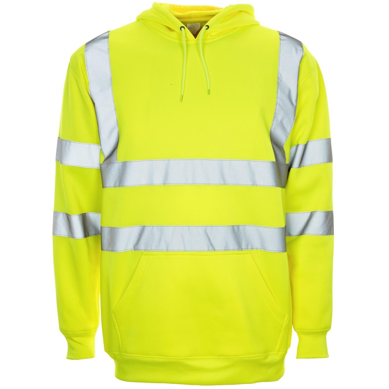High Reflective Fleece Jacket with En20471 (C2495)