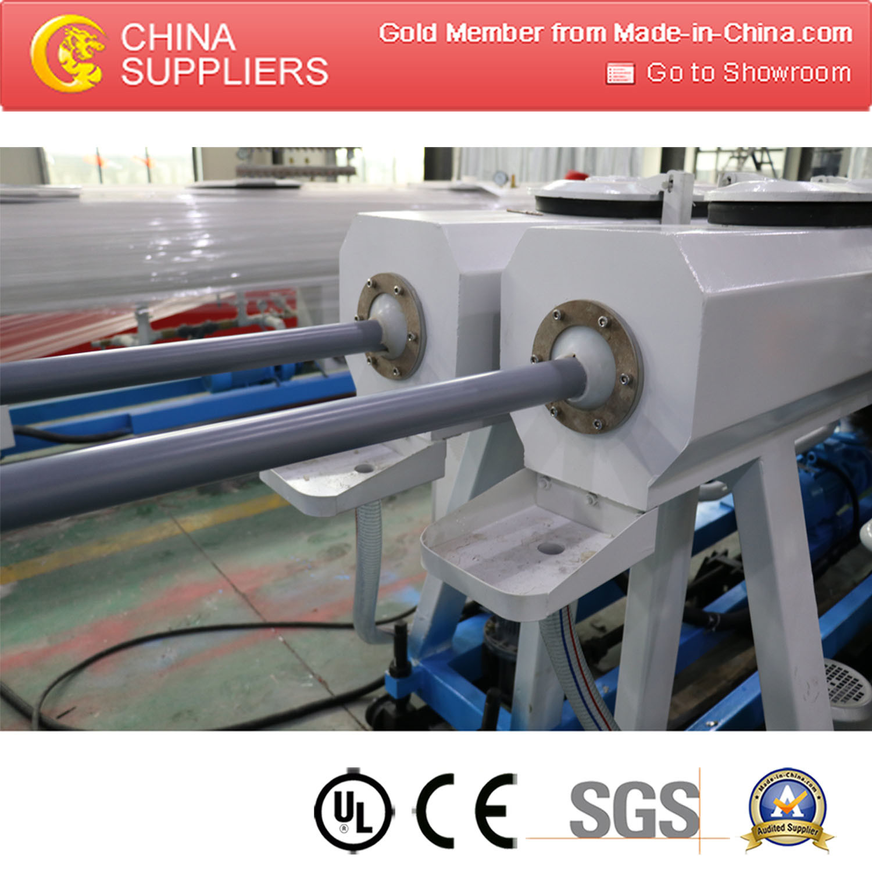 PVC Multi Strands Pipe Extrusion Machine