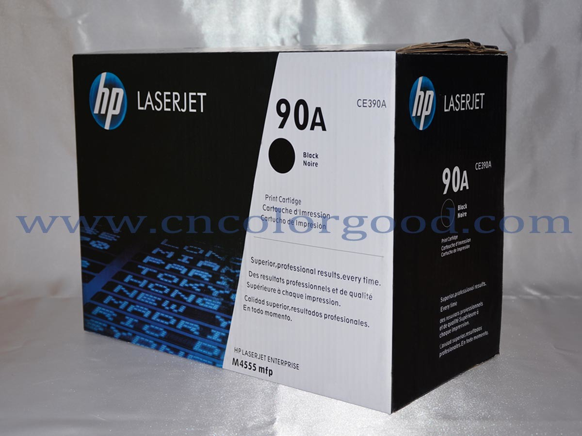 Office Supplies Original for HP Black Toner Cartridge CE390A