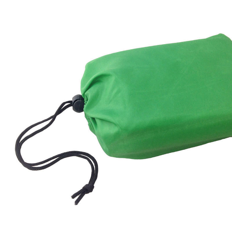 8 Panel Foldable Seat Cushion Green